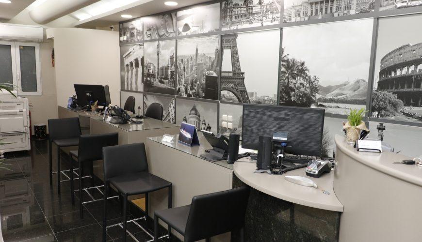 Τα νέα ανακαινισμένα ιδίοκτητα γραφεία του Trigilidas travel 19