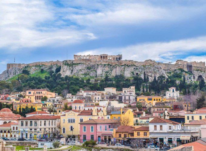 Αθήνα-Μουσείο Ακρόπολης-Πλάκα-Μοναστηράκι 5