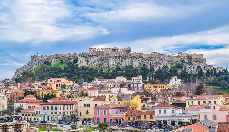 Αθήνα-Μουσείο Ακρόπολης-Πλάκα-Μοναστηράκι 11