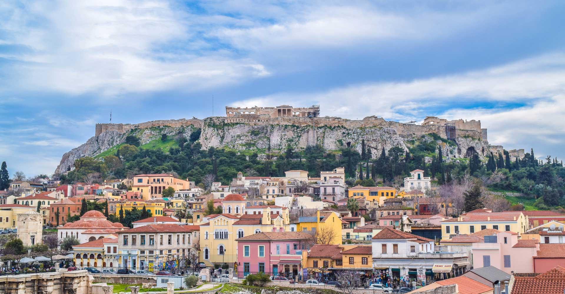 Αθήνα-Μουσείο Ακρόπολης-Πλάκα-Μοναστηράκι 7