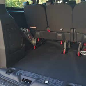 Ford transit Tourneo Custom minivan 9 θέσεων 10