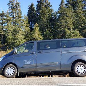 Ford transit Tourneo Custom minivan 9 θέσεων 9