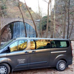 Ford transit Tourneo Custom minivan 9 θέσεων 8