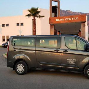 Ford transit Tourneo Custom minivan 9 θέσεων 2