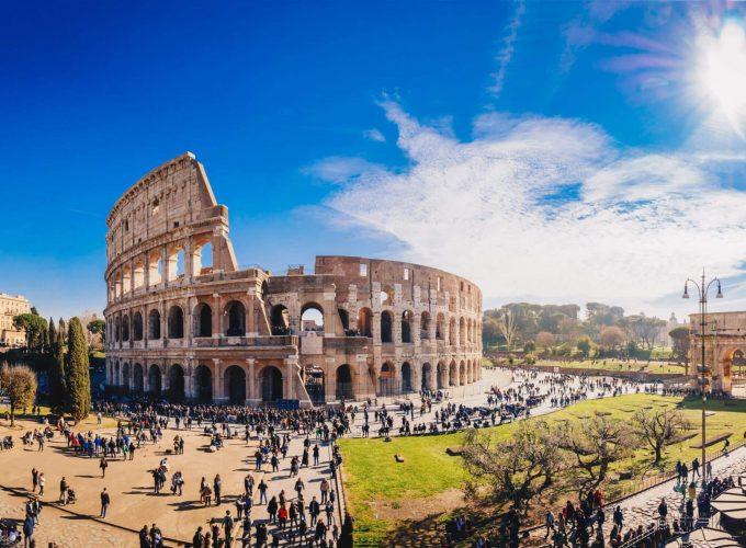 Ρώμη, αιώνια πόλη 4