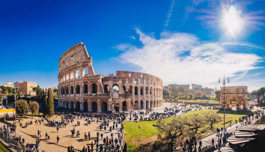 Ρώμη, αιώνια πόλη 17