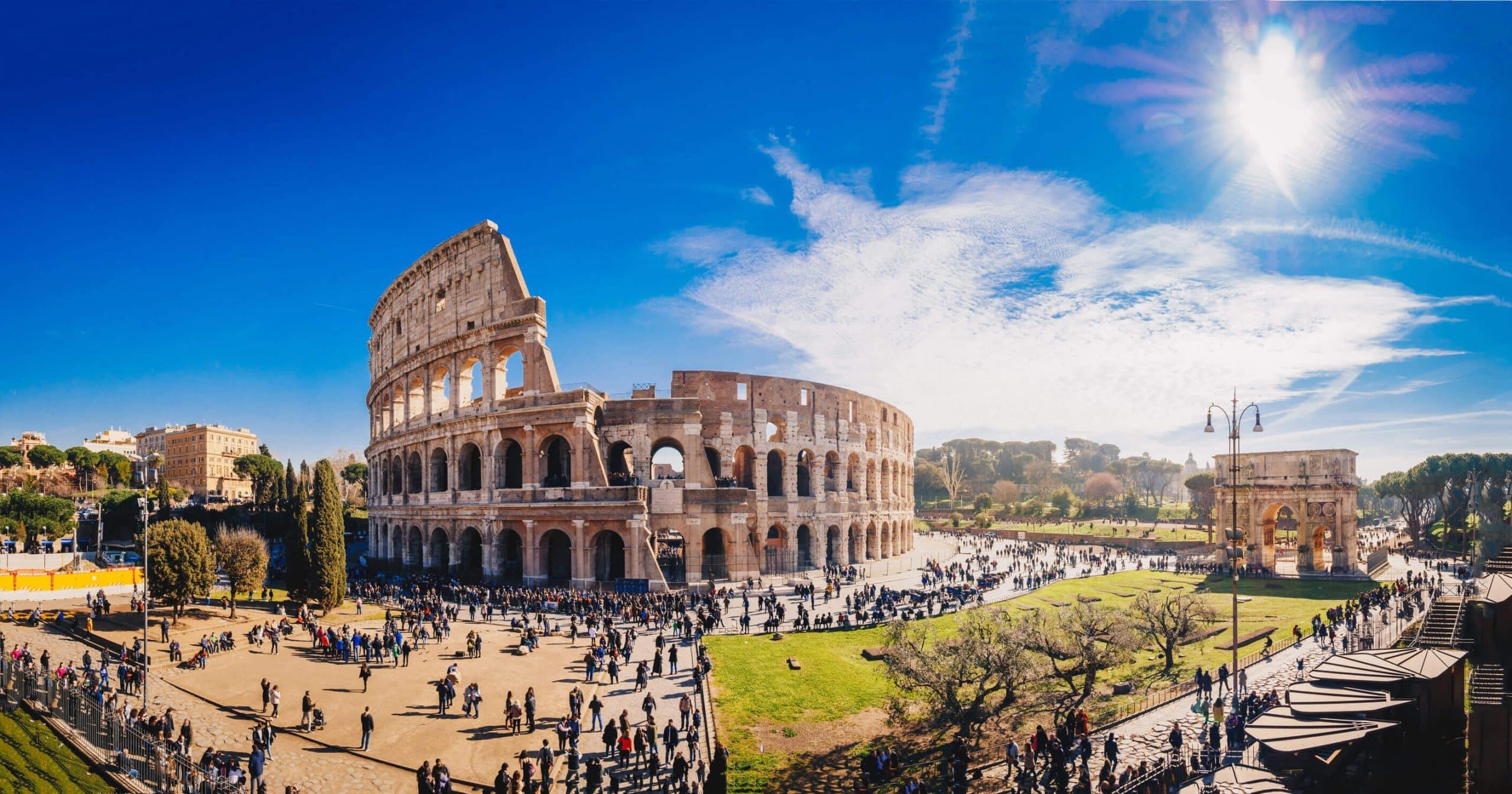 Ρώμη, αιώνια πόλη 48