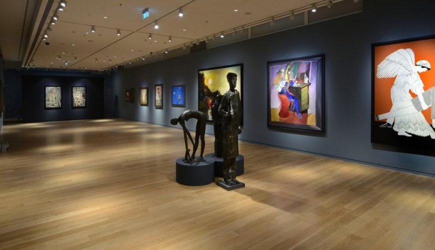 Αθήνα-Εθνικό Μουσείο Μοντέρνας Τέχνης-Πλάκα-Μοναστηράκι 5