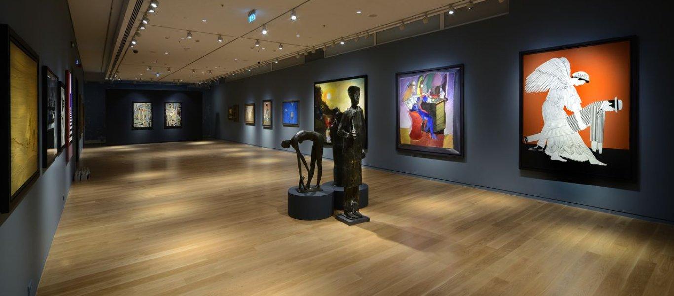 Αθήνα-Εθνικό Μουσείο Μοντέρνας Τέχνης-Πλάκα-Μοναστηράκι 25