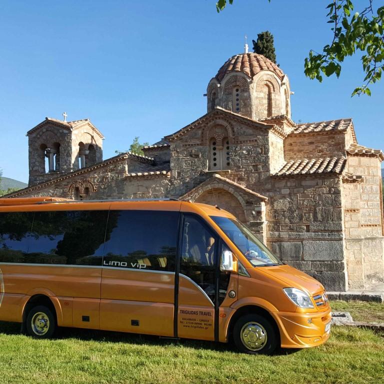 Κάστρο Ανδρούσας-Βυζαντινή Μονή Σαμαρίνας-Αρχαία Μεσσήνη-Μαυρομάτι-Ανδρομονάστηρο-Βασιλάδα(Γευσιγνωσία Κρασιού) 37
