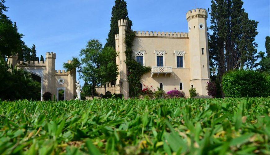 Πύργος Βασιλίσσης-Χασιά Φυλής-Μονή Αγίου Κυπριανού 2
