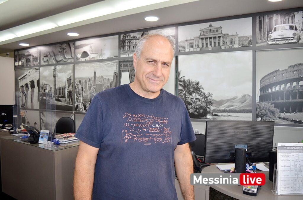 "MessiniaLive : Β.Τριγκιλίδας ""Οι επιχειρήσεις και ο τουρισμός χρειάζονται γενναίες ενισχύσεις για να αντέξουν"" 1"