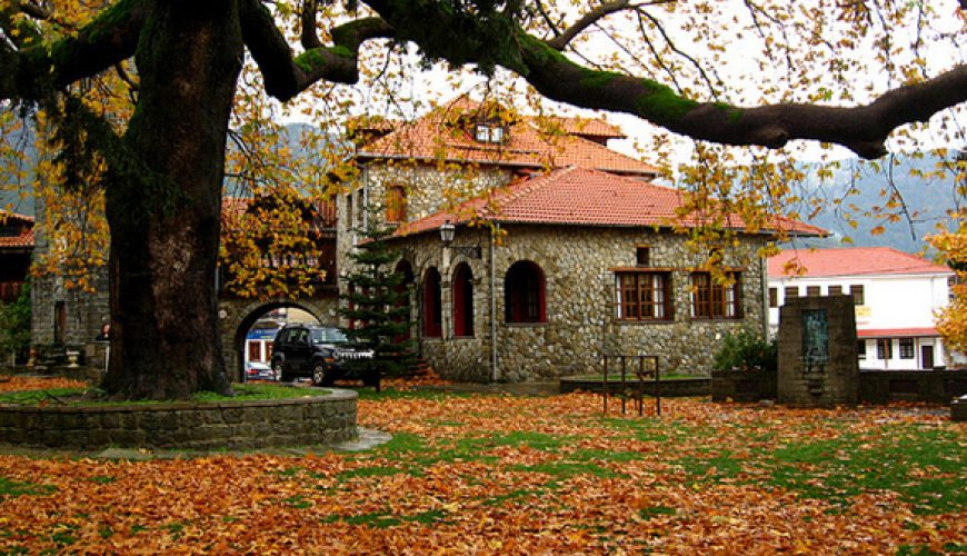 Μέτσοβο-Καστοριά-Μικρή & Μεγάλη Πρέσπα-Νυμφαίο (Αρκτούρος)-Λουτρά Λουτρακίου Αλμωπαίας (Πόζαρ)-Φλώρινα-Μετέωρα-Καλαμπάκα-Τρίκαλα 2
