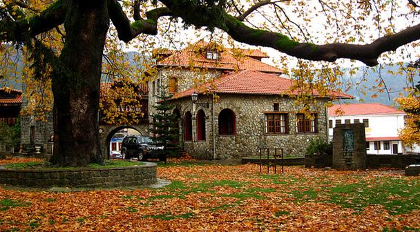 Μέτσοβο-Καστοριά-Μικρή & Μεγάλη Πρέσπα-Νυμφαίο (Αρκτούρος)-Λουτρά Λουτρακίου Αλμωπαίας (Πόζαρ)-Φλώρινα-Μετέωρα-Καλαμπάκα-Τρίκαλα 1