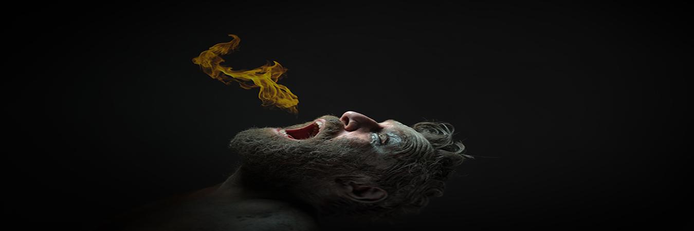 Αρχαίο Θέατρο Επιδάυρου : ΠΡΟΜΗΘΕΑΣ ΔΕΣΜΩΤΗΣ του Αισχύλου απο το Θέατρο Πορεία - ΔΗΠΕΘΕ Κρήτης - Άρης Μπινιάρης 6