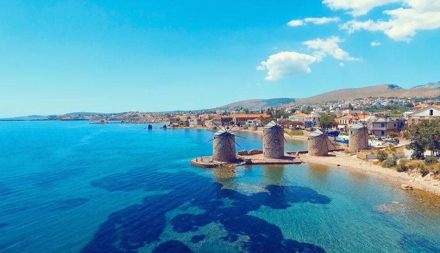 5 μέρες στο νησί της μαστίχας, μυροβόλος Χίος 2