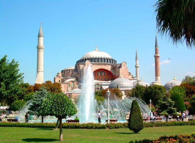 Κωνσταντινούπολη- 4 μέρες αεροπορικώς 22