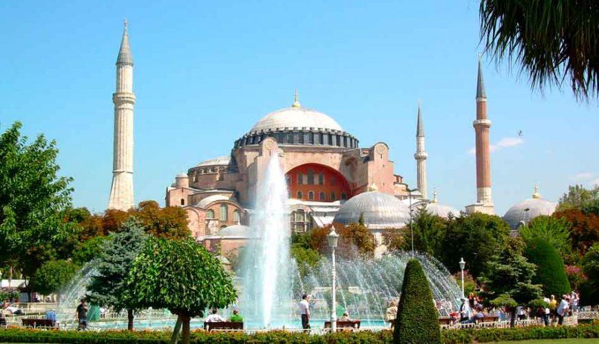 Κωνσταντινούπολη- 4 μέρες αεροπορικώς 2