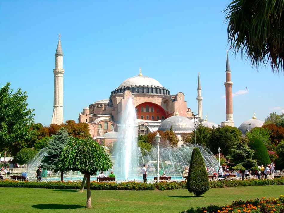 Κωνσταντινούπολη- 4 μέρες αεροπορικώς 8