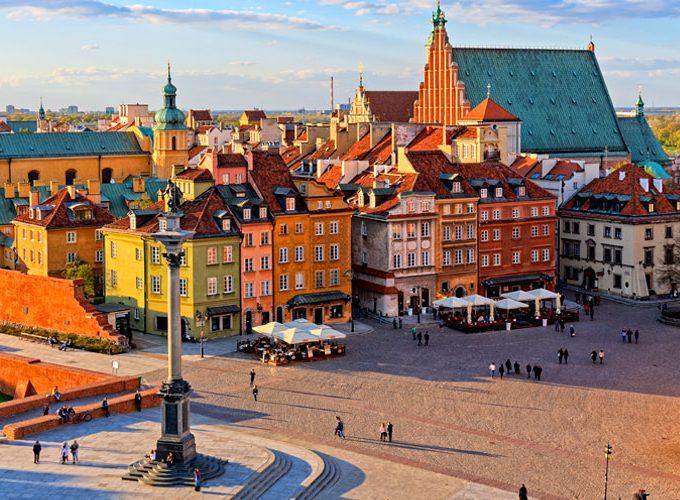 Βαρσοβία - Χριστουγεννιάτικες Αγορές 7