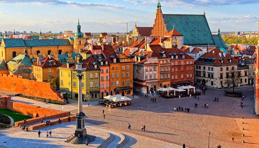 Βαρσοβία - Χριστουγεννιάτικες Αγορές 5