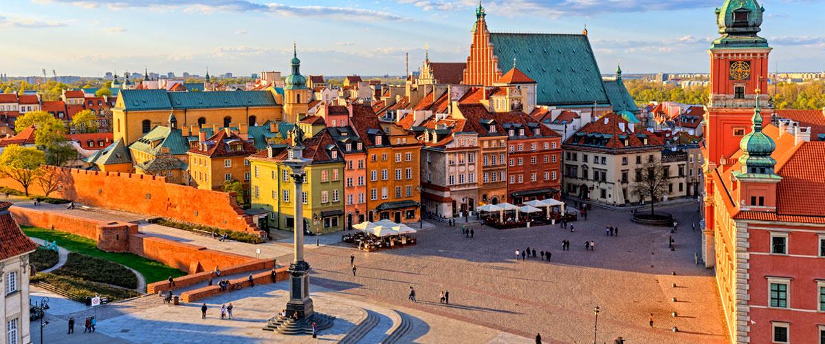 Βαρσοβία - Χριστουγεννιάτικες Αγορές 9