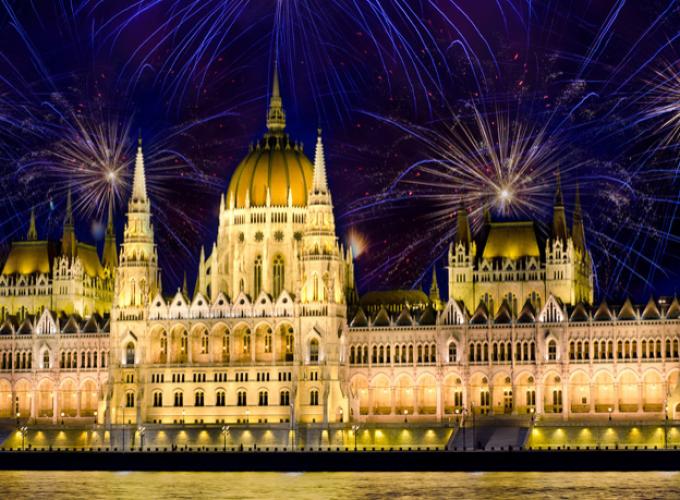 Βουδαπέστη - Χριστουγεννιάτικες Αγορές 8
